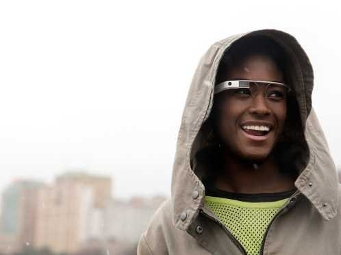 What The Future Of Advertising On Google Glass Might Look Like