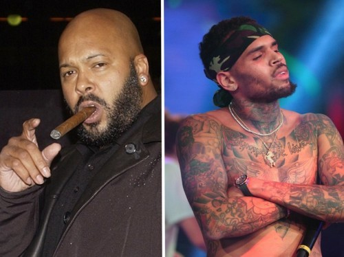 Suge Knight is suing Chris Brown over his shooting at a nightclub