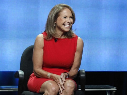 REPORTS: Katie Couric Is Leaving ABC For Yahoo After Being Personally Wooed By Marissa Mayer