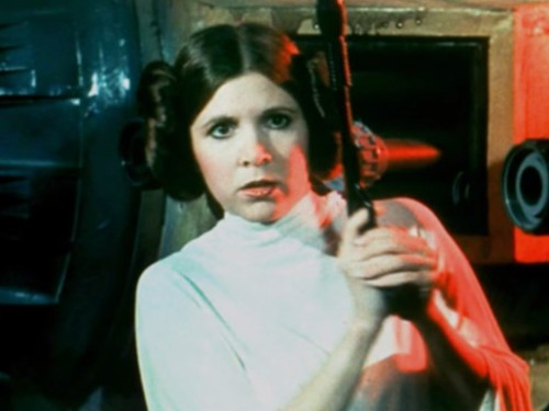 Carrie Fisher's 'Star Wars' audition tape for Princess Leia - Business Insider
