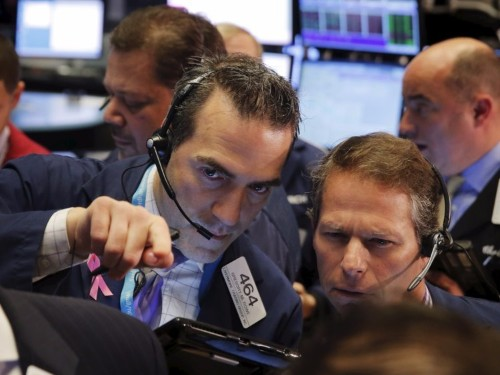 The stock market is experiencing something that has only happened 11 other times in history