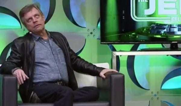 Mark Hamill felt forced into returning for 'Star Wars: Episode VII' - Business Insider