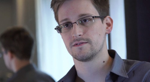 Edward Snowden says these two things prove he's not a Russian spy