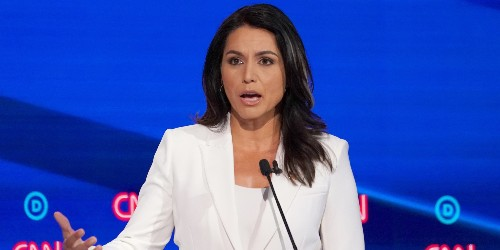Gabbard calls Clinton 'embodiment of corruption' after Russia barb - Business Insider