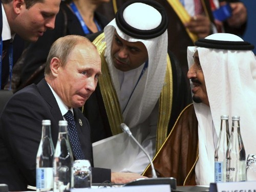 For Some Nations, Saudi Arabia's Oil Price War Is An Existential Threat