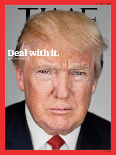 The new Time magazine cover has a reality check for America