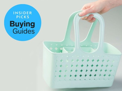 The best shower caddy you can buy for college - Business Insider
