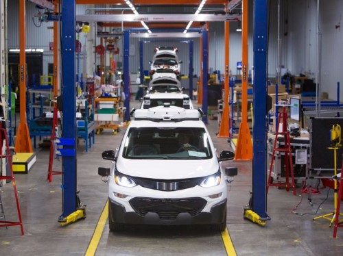 GM cuts its US 2017 new vehicle sales outlook