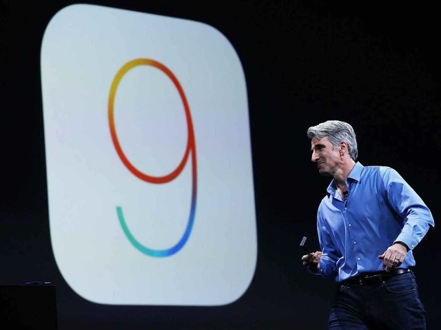 New iOS 9 features for iPhone and iPad screenshots
