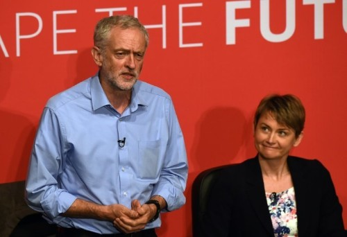 Corbyn could bring spirit of Syriza to UK's Labour