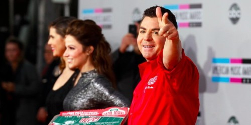 The CEO of $2.2 billion pizza chain Papa John's shares his 5 'unexpected ingredients' for startup success