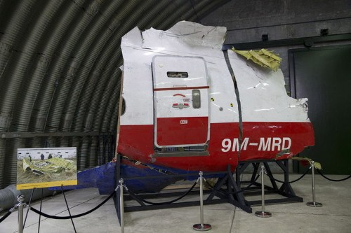 MH17 wreckage reveals the horror of the plane's last moments