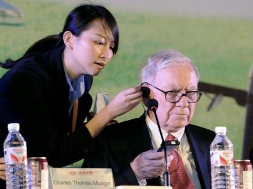 Warren Buffett's Berkshire Hathaway is taking America's housing market to China