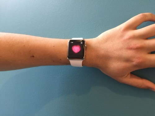 Here's the latest sign Apple is turning into a health-tracking company