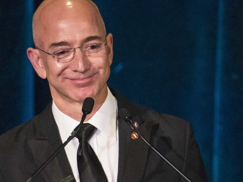 'Harvard Business Review' Declares Jeff Bezos The Best-Performing CEO In The World