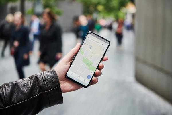 How to create a map in Google Maps to save, edit, or share - Business Insider