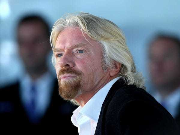 Richard Branson's Top 10 Business Tips Of 2013 - Business Insider