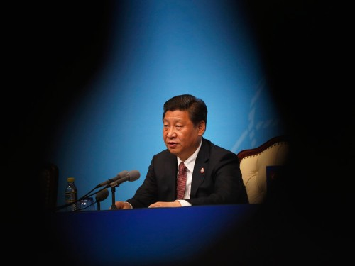 China's President Has Only Begun To Take Down The Tigers And Swat The Flies In His Historic Corruption Crackdown