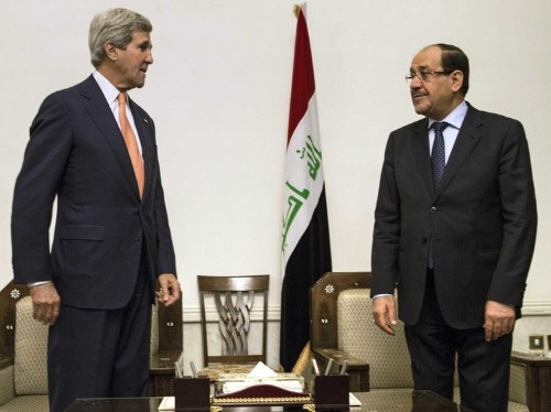 Senior Arab Diplomat: John Kerry Is 'Greatly Misinformed' About Iraq