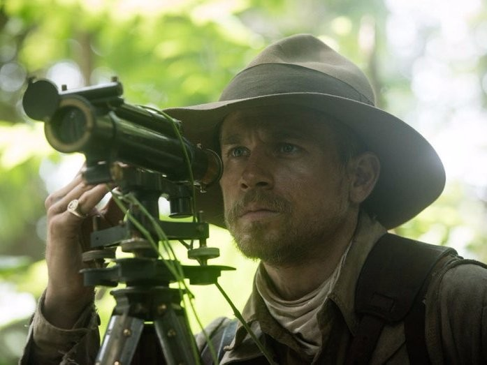 The trailer for Amazon's movie based on the true story of a lost city looks epic