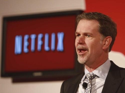 Netflix CEO Reed Hastings Jokes HBO Boss' Password Must Be 'Netflix Bitch'