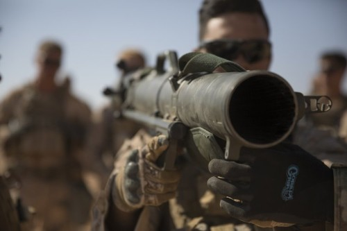 The Russian military has backed down after the US Marine Corps called its bluff in Syria