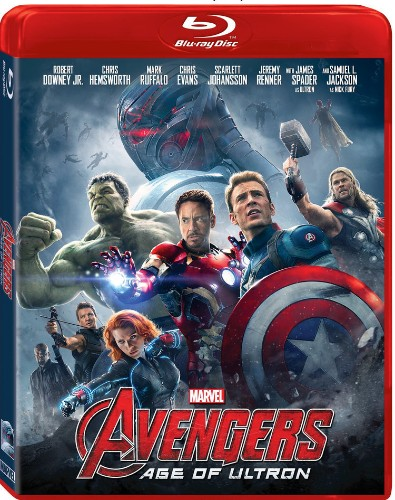 Here's when you'll be able to buy 'Avengers: Age of Ultron'