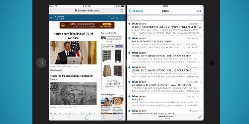 The 2 best features coming to the iPad