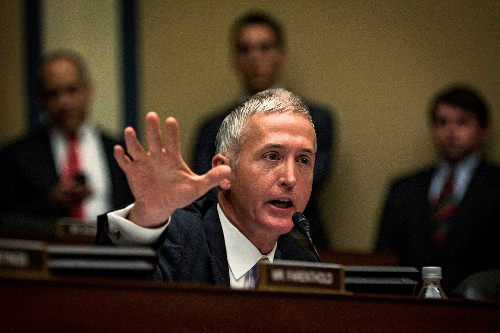 Trey Gowdy to aid Trump's legal team amid impeachment inquiry - Business Insider