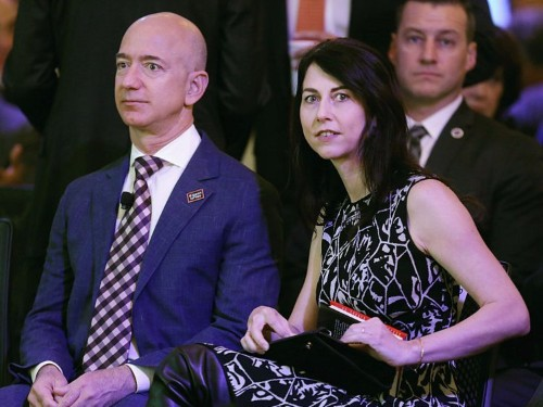 The incredible career of MacKenzie Bezos, an acclaimed writer who's been with billionaire husband Jeff Bezos since Amazon's first days