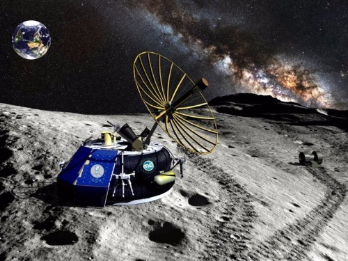 This private company just became the first to get an official green light to land on the moon, and it could shape the future of space exploration