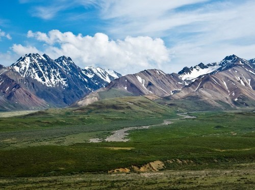 The best ways to see Alaska's national parks