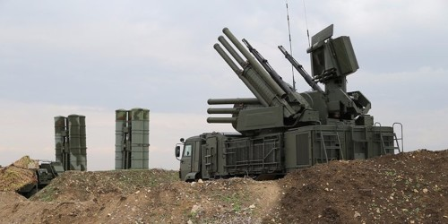 Russia's newest anti-air defenses are in Syria — and the US should be worried