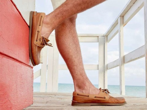 8 stylish men's boat shoes to wear this spring and summer