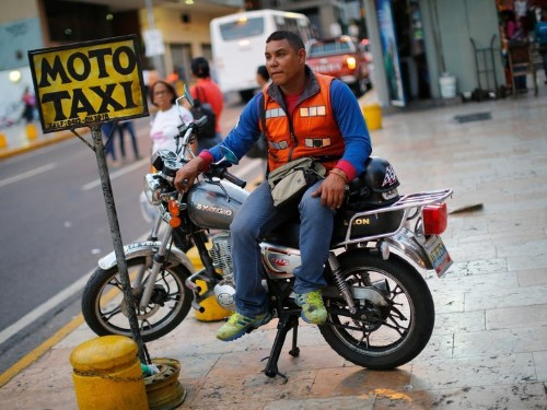 A clear sign that Venezuela's economy is decaying