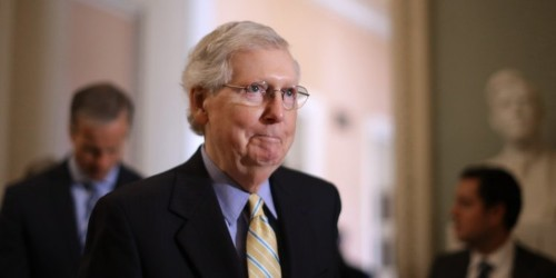 Mitch McConnell not canceling votes for 2020 Democratic debates