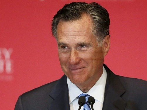 Mitt Romney has cast his ballot — but hasn't revealed whom he voted for