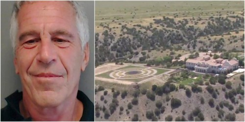 New Mexico is investigating Jeffrey Epstein's ranch