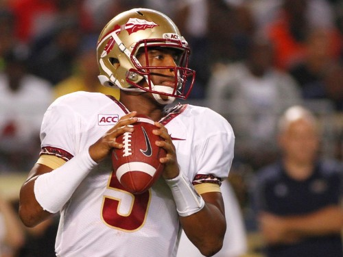 Everything You Need To Know About Jameis Winston, The Florida State Phenom Who Had A Perfect Game Last Night