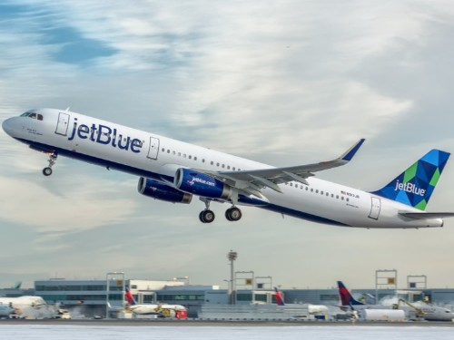 Two Muslim women were taken off a JetBlue flight for filming the safety briefing