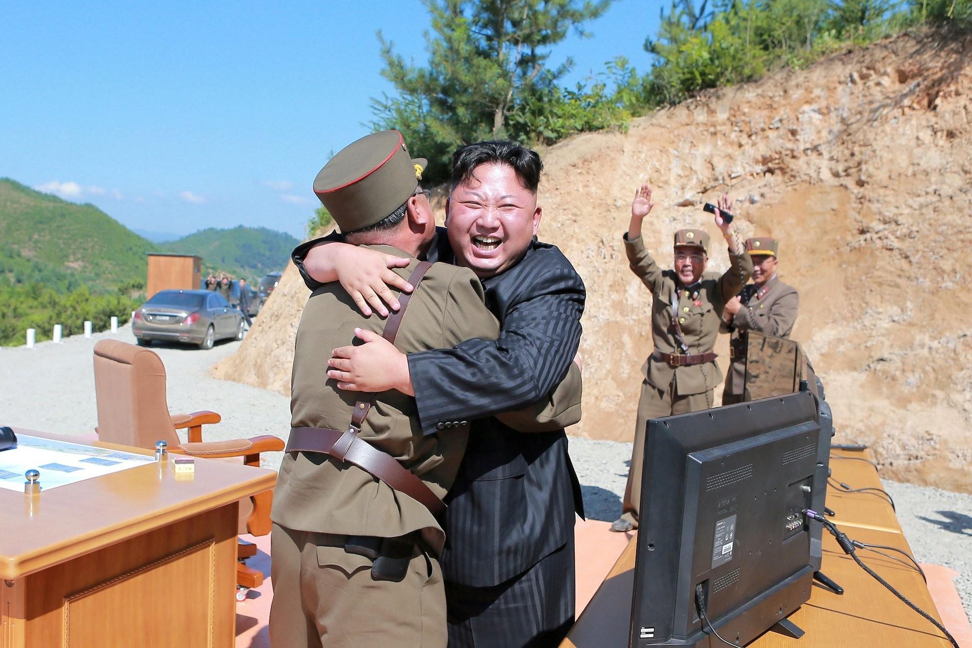 North Korean Threat - cover
