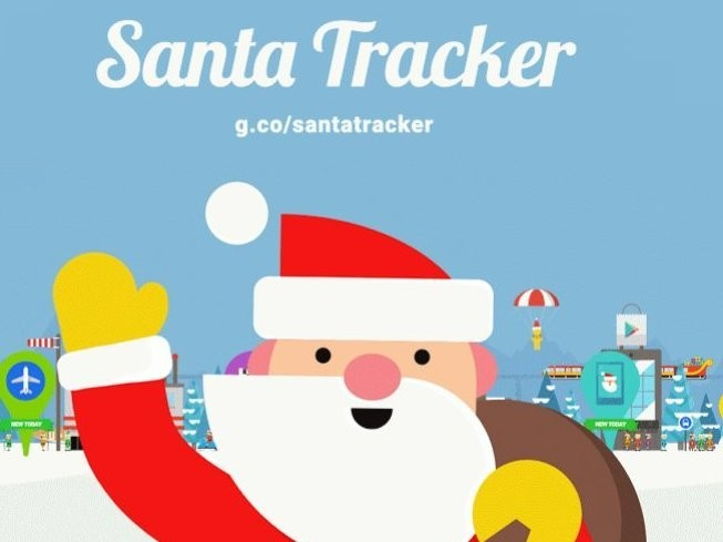 What This Adorable Google '20% Project' For Tracking Santa Shows About How The Company Works