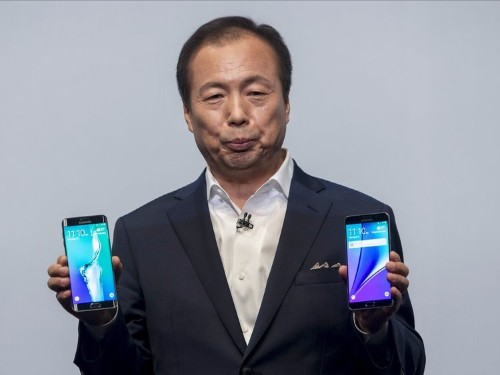 After nearly 2 years of having its butt kicked by Apple, Samsung is showing signs of a turnaround — sales are up