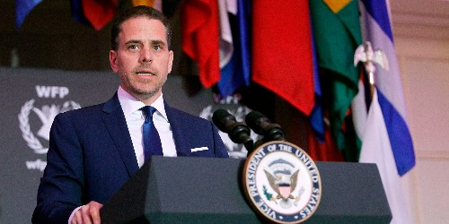 Hunter Biden is stepping down from Chinese company's board - Business Insider