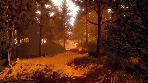 There's a PlayStation 4 exclusive game coming out soon that's incredibly gorgeous