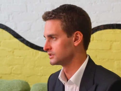 Snapchat is doing damage control after its CEO was accused of saying the app was 'only for rich people'