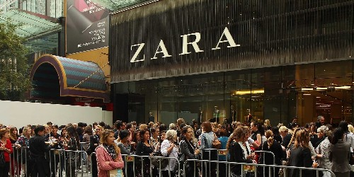 The one reason Zara is dominating the fashion industry right now
