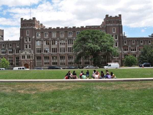 I sat in on a psychology class at Princeton University - Business Insider