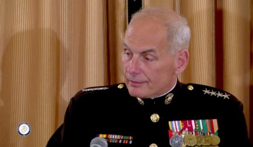 'They could have run but did not': Read John Kelly's letter for 2 heroic Marines who stopped a suicide bomber