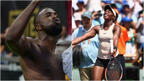 PHOTOS: Sloane Stephens and Jozy Altidore are the most adorable couple in sports